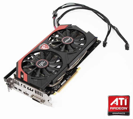 Flashed AMD Radeon R9 280X Mac Pro Graphics Card