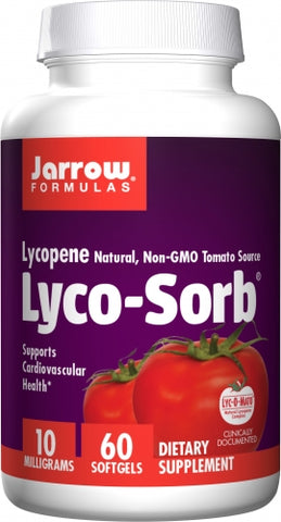 Jarrow Lyco-Sorb 10 mg 60 caps