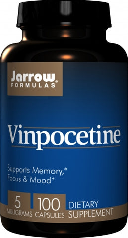 Jarrow Vinpocetine 5mg 100 caps