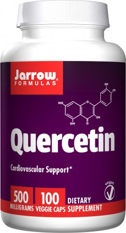 Jarrow Quercetin-500 500 mg 100 veg caps