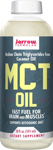 Jarrow MCT Oil, 20 fl oz (591 ml)