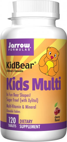 Kids Multi, Chewable 120 tablets