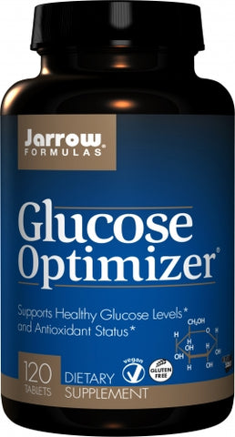 Jarrow Glucose Optimizer 120 tablets