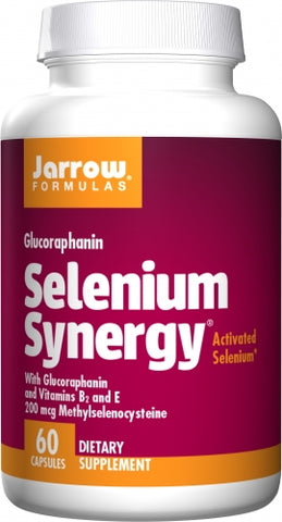 Jarrow Selenium Synergy 60 caps