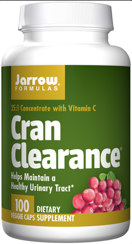 Jarrow Cran Clearance HSC 100ct 680mg