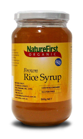Organic Brown Rice Syrup, 500g