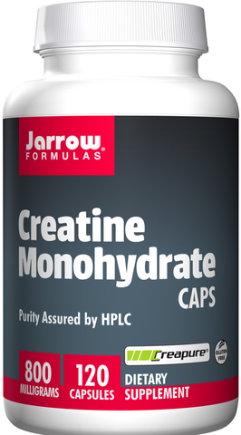 Jarrow Creatine  800mg  120 caps