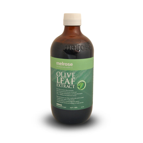 Olive Leaf Extract Peppermint, 500ml