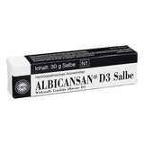 Albicansan D3, Ointment