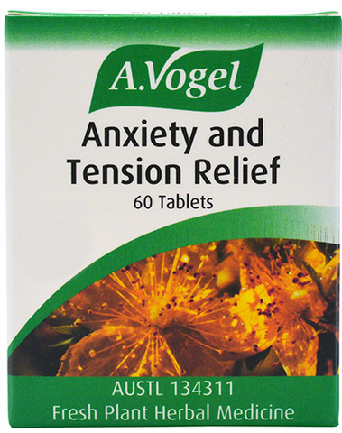 Anxiety and Tension Relief, 50ml