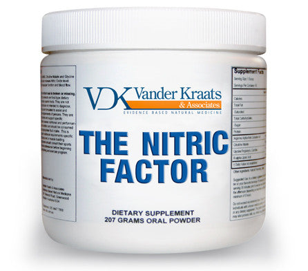 The Nitric Factor, 207g