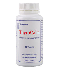 ThyroCalm 60tabs Metagenics