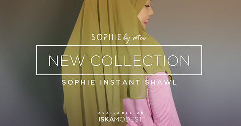 Sophie Instant Shawl - Sophie By Atee