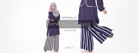 Palazzo Collection - Sophie By Atee