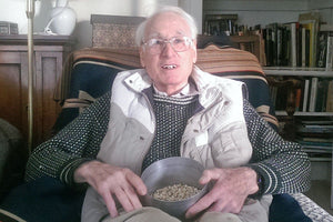 In Memoriam Colin Leakey, 1933-2018 - a True Bean Pioneer