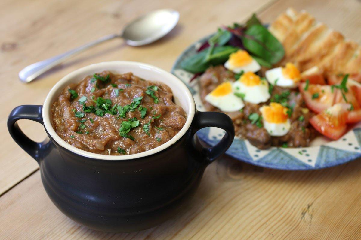 Anglo-Egyptian Ful Medames: Spicy Fava Bean Stew