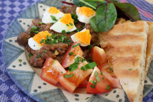 Cheat's 15-minute Ful Medames: Spicy Fava Bean Stew