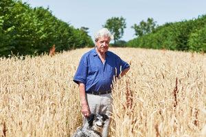 Martin Wolfe, a pioneer of diversity in farming