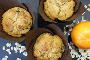 Naked Barley Breakfast Muffins