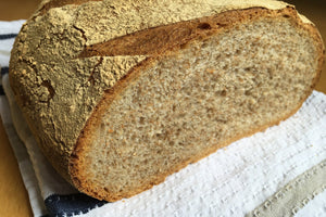 Daniel Coffey's Half Wholemeal Loaf