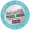 Hodmedod's Organic Quinoa won the delicious. magazine 2016 Produce Award for From the Field (Primary)