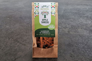 Apple Shreds with Gooseberry - Hodmedod's British Pulses & Grains