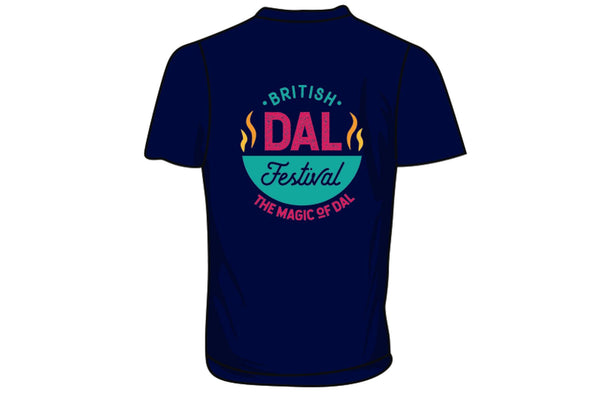 British Dal Festival T-Shirt - Hodmedod's British Pulses & Grains