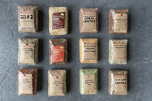 Big Bundle of British Pulses - Hodmedod's British Pulses & Grains