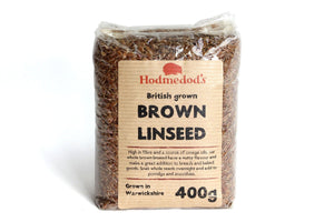 Brown Linseed - Hodmedod's British Pulses & Grains