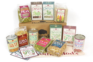 Big Vegan Box - Hodmedod's British Pulses & Grains