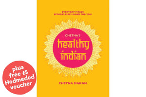 Chetna's Healthy Indian - Hodmedod's British Pulses & Grains