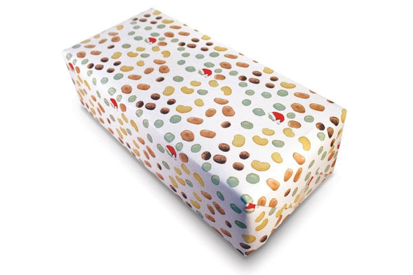 Hodmedod Christmas Wrapping Paper - Hodmedod's British Pulses & Grains