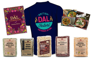 Dal Lover's Bundle - Hodmedod's British Pulses & Grains