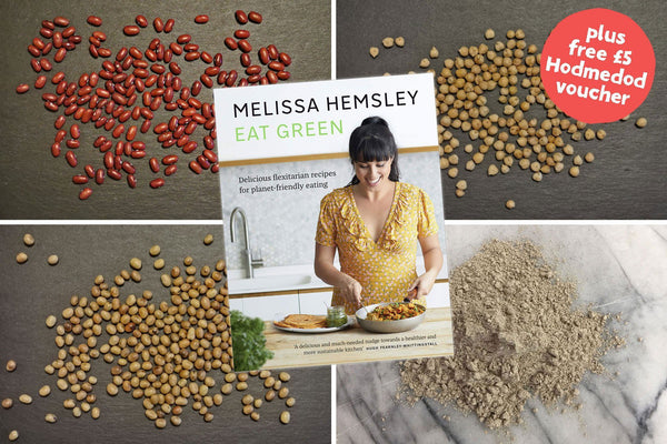 Eat Green Bundle - Hodmedod's British Pulses & Grains