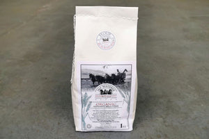 Flour by Horsepower, Stoneground Wholemeal Wheat, Organic - Hodmedod's British Pulses & Grains