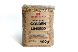 Golden Linseed - Hodmedod's British Pulses & Grains