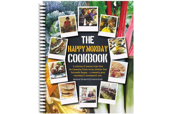 The Happy Monday Cookbook - Hodmedod's British Pulses & Grains