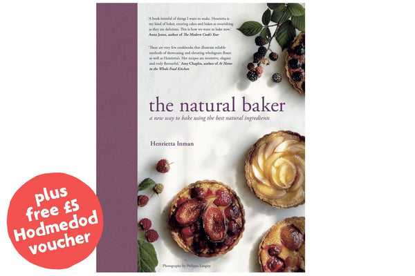 The Natural Baker - Hodmedod's British Pulses & Grains