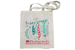 Hodmedod's Cotton Shopping Bags - Hodmedod's British Pulses & Grains