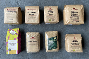 Gluten-free Bundle - Hodmedod's British Pulses & Grains