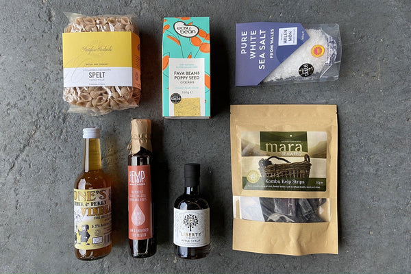 Guest Producer Bundle - Hodmedod's British Pulses & Grains