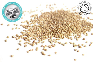 British Quinoa, Organic Wholegrain - Hodmedod's British Pulses & Grains