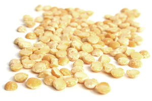 Split Yellow Peas, Organic - Hodmedod's British Pulses & Grains