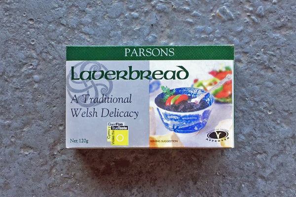 Laverbread - Hodmedod's British Pulses & Grains