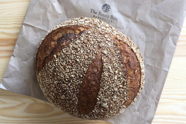 Hodmedod Sourdough Loaf - Hodmedod's British Pulses & Grains