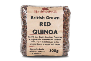 British Red Quinoa - Hodmedod's British Pulses & Grains