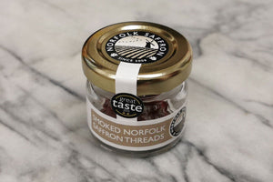 Smoked Norfolk Saffron Threads - Hodmedod's British Pulses & Grains