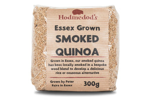 Smoked British Quinoa - Hodmedod's British Pulses & Grains
