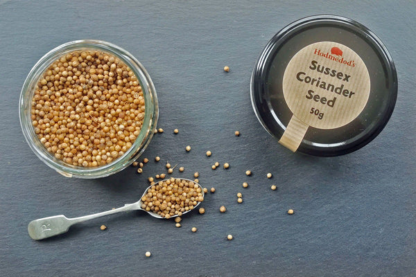 Sussex Coriander Seeds - Hodmedod's British Pulses & Grains