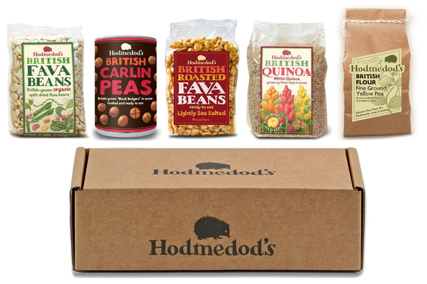 British Pulse & Quinoa Taster Box - Hodmedod's British Pulses & Grains
